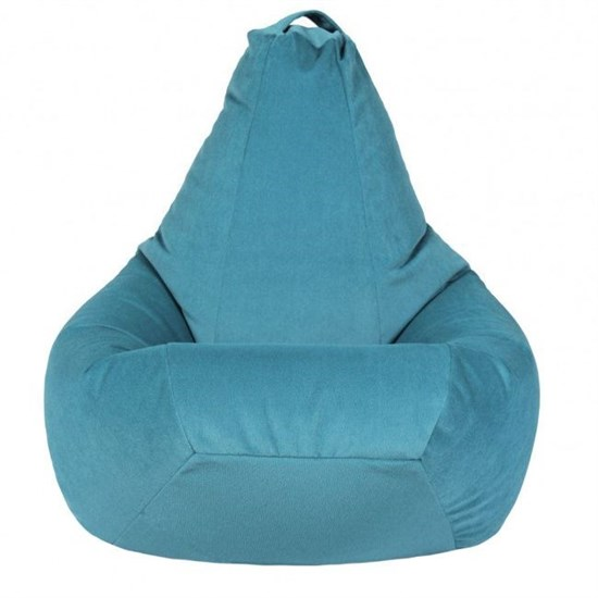 Кресло-мешок из Велюра бирюзовый XL - фото 4699