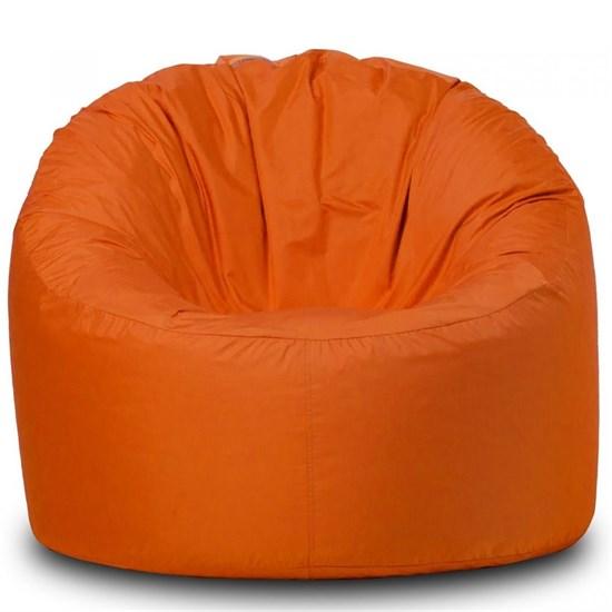 Мягкий пуф мешок Оранжевый - фото 4750
