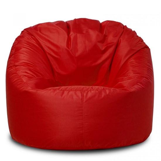 Мягкий пуф мешок Красный - фото 4751