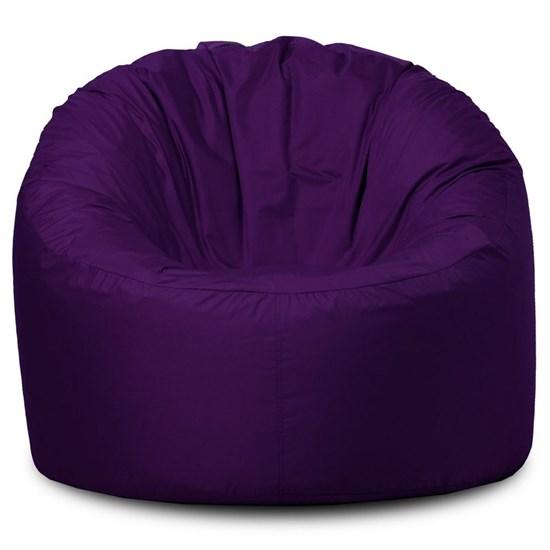 Мягкий пуф мешок Фиолетовый - фото 4753