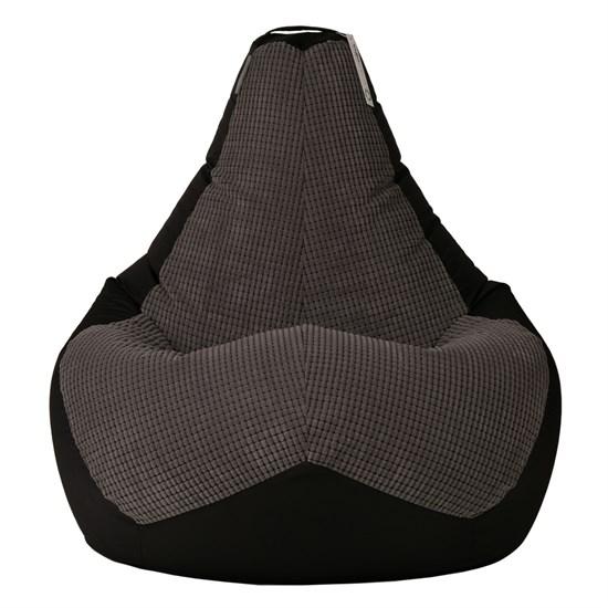 Кресло-мешок Сенс черный XXL - фото 4993