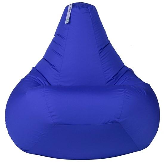 Кресло-мешок для улицы из Нейлона синий XXL - фото 5072