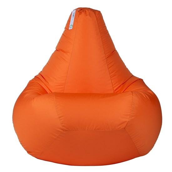 Кресло-мешок из Нейлона оранжевый L - фото 5324