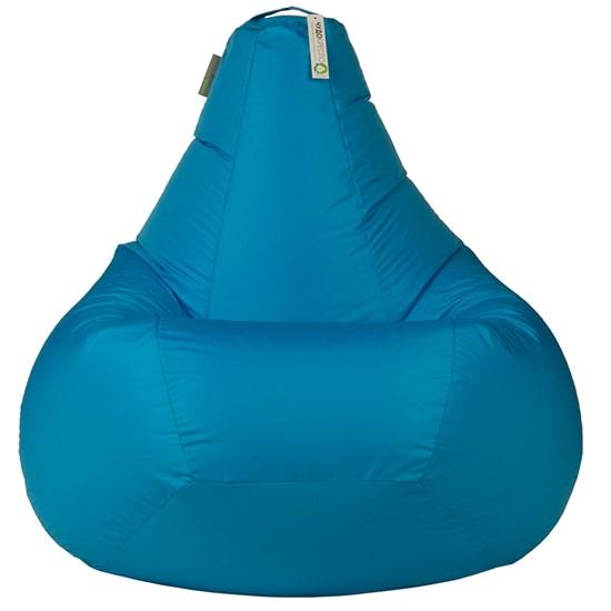 Кресло-мешок из Нейлона голубой L - фото 5329