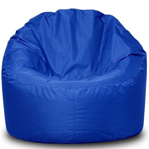 Мягкий пуф мешок Синий