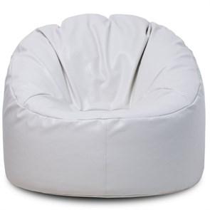 Мягкий пуф мешок Белый