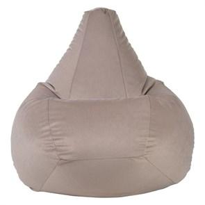 Кресло-мешок из Велюра бежевый XXL