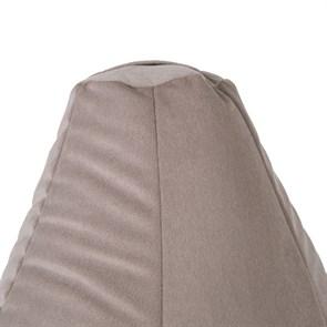 Кресло-мешок-груша из Велюра бежевый XXL - фото 4932