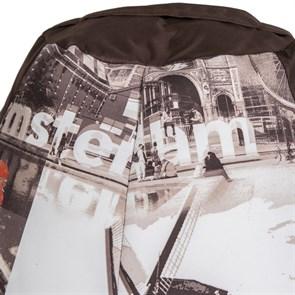 Кресло-мешок-груша Амстердам коричневый XXL - фото 4991