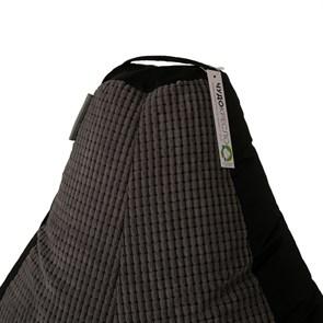 Кресло-мешок-груша Сенс черный XXL - фото 4995