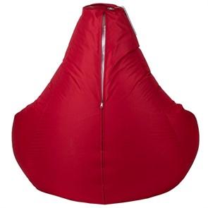 Кресло-мешок-груша Ягуар красный XL - фото 5018