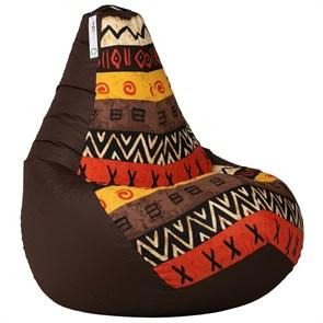 Кресло-мешок Африка коричневый XXL - фото 5025