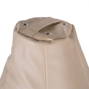 Кресло-мешок-груша из Экокожи бежевый XXL - фото 5061