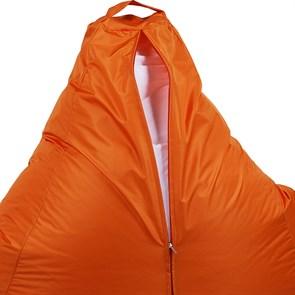 Кресло-мешок-груша Монстры оранжевый XL - фото 5086