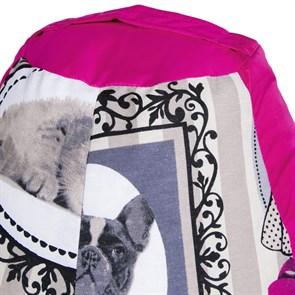 Кресло-мешок Мэри розовый XL - фото 5173