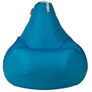 Кресло-мешок из Нейлона голубой L