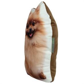 Декоративная подушка Шпиц 40*30 см - фото 5345