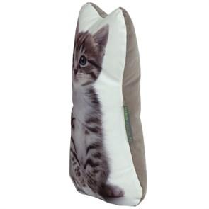 Декоративная подушка Котенок 40*30 см - фото 5353