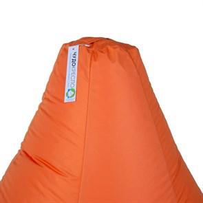 Кресло-мешок из Нейлона оранжевый L - фото 5361