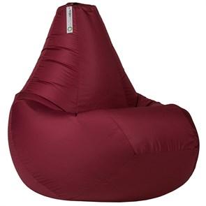 Кресло-мешок-груша из Нейлона бордовый XXL - фото 5397