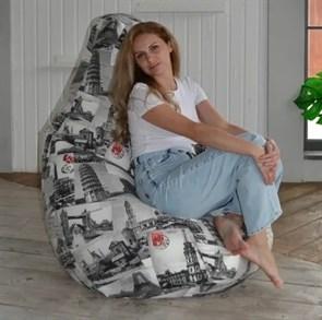 Кресло-мешок-груша Честер XXL - фото 5859