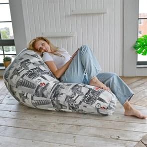 Кресло-мешок-груша Честер XXL - фото 5863